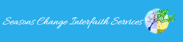 Seasons Change Interfaith Services